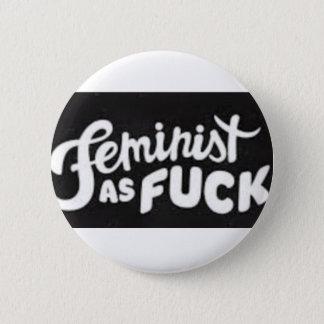 Bóton Redondo 5.08cm eu amo o feminismo