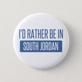 Bóton Redondo 5.08cm Eu preferencialmente estaria em Jordão sul