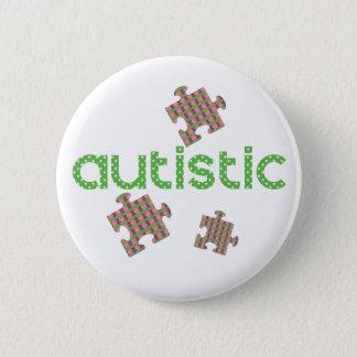 Bóton Redondo 5.08cm Eu sou consciência autística