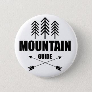Bóton Redondo 5.08cm Excursão e aventura, guia da montanha