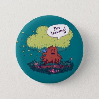 Bóton Redondo 5.08cm Faça como uma árvore