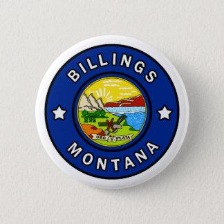 Bóton Redondo 5.08cm Faturamentos Montana