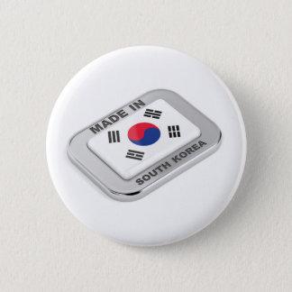Bóton Redondo 5.08cm Feito em Coreia do Sul