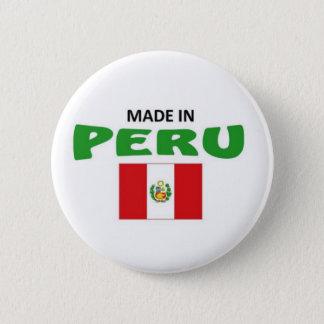 Bóton Redondo 5.08cm Feito em Peru