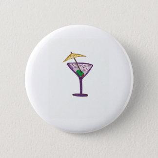 Bóton Redondo 5.08cm Festa de solteira de Martini