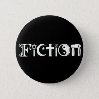 Bóton Redondo 5.08cm Ficção (religião)