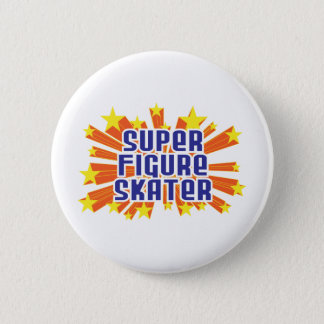 Bóton Redondo 5.08cm Figura patinador super