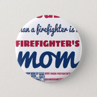 Bóton Redondo 5.08cm firefighter_mom