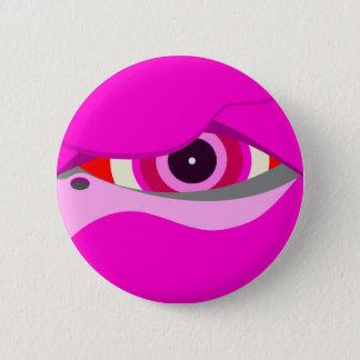 Bóton Redondo 5.08cm flamingo eye2