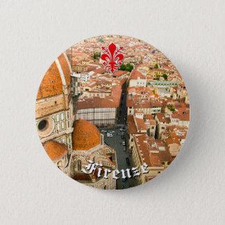 Bóton Redondo 5.08cm Florença, Italia (domo)