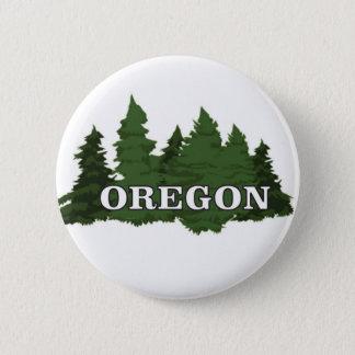 Bóton Redondo 5.08cm Floresta de Oregon