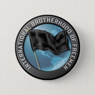 Bóton Redondo 5.08cm Fraternidade do botão dos Freemen