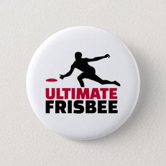 Bóton Redondo 5.08cm Frisbee final