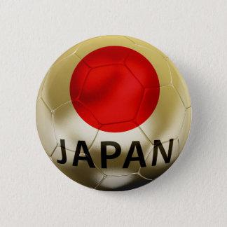 Bóton Redondo 5.08cm Futebol de Japão