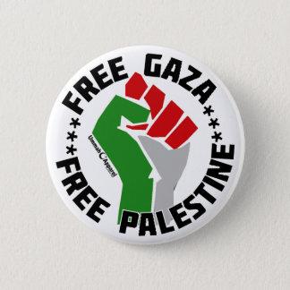 Bóton Redondo 5.08cm gaza livre livra Palestina