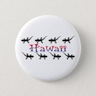 Bóton Redondo 5.08cm gecos do hawai