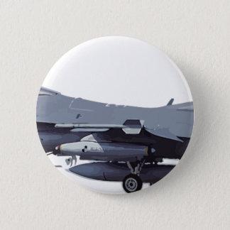 Bóton Redondo 5.08cm General_Dynamics_F-16C_Fighting_Falcon_ (401),