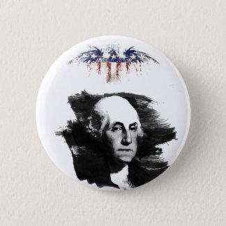 Bóton Redondo 5.08cm George Washington