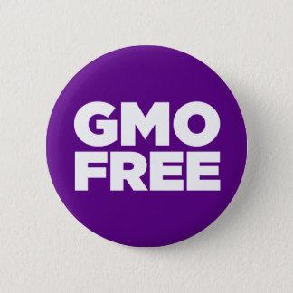 BÓTON REDONDO 5.08CM GMO LIVRE (ROXO)