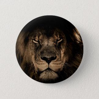 Bóton Redondo 5.08cm Grande leão