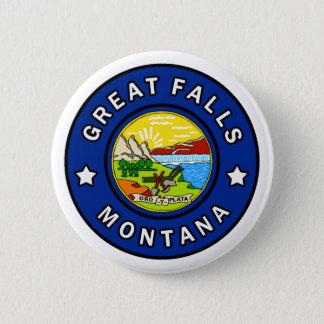 Bóton Redondo 5.08cm Great Falls Montana