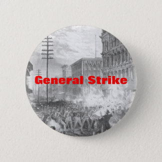 Bóton Redondo 5.08cm greve geral