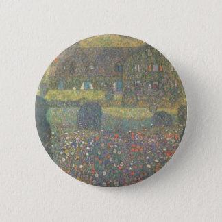 Bóton Redondo 5.08cm Gustavo Klimt - casa de campo pela arte de