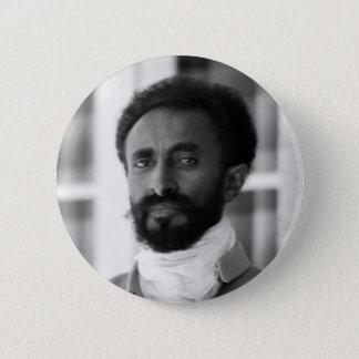 Bóton Redondo 5.08cm Haile Selassie