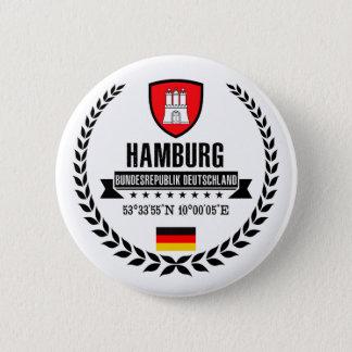 Bóton Redondo 5.08cm Hamburgo