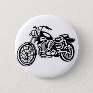 Bóton Redondo 5.08cm Harley Davidson, crachá