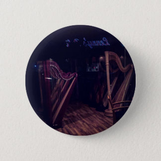 Bóton Redondo 5.08cm Harpa na sombra