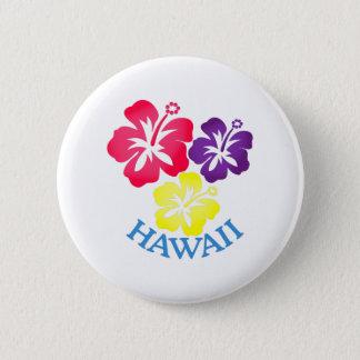 Bóton Redondo 5.08cm Havaí