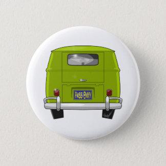 Bóton Redondo 5.08cm Hippie 1962 Van