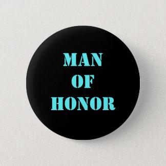 Bóton Redondo 5.08cm Homem de honra
