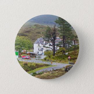 Bóton Redondo 5.08cm Hotel de Sligachan, ilha de Skye, Scotland