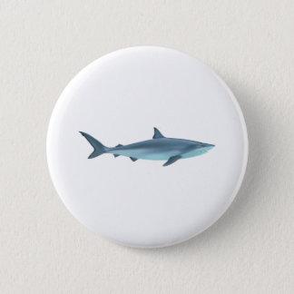 Bóton Redondo 5.08cm Ilustração do tubarão