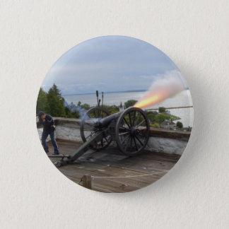 Bóton Redondo 5.08cm Incêndio de Canon