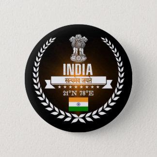 Bóton Redondo 5.08cm India