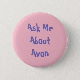 Bóton Redondo 5.08cm Inquira sobre o botão de Avon