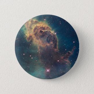 Bóton Redondo 5.08cm Jato na nebulosa de Carina