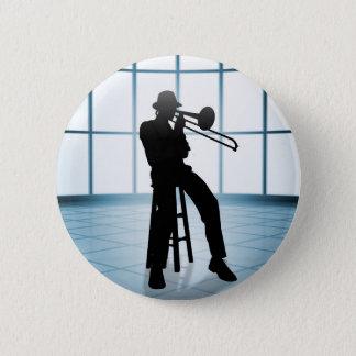 Bóton Redondo 5.08cm Jazz legal 1