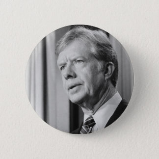 Bóton Redondo 5.08cm Jimmy Carter
