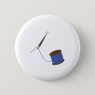 Bóton Redondo 5.08cm Jogo Sewing