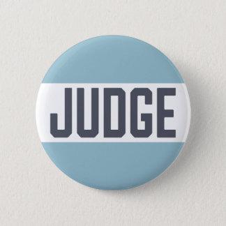 Bóton Redondo 5.08cm Julgando o juiz moderno da competição