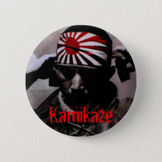 Bóton Redondo 5.08cm Kamikaze, Pin