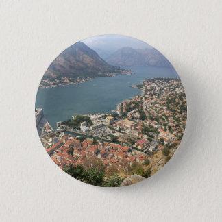 Bóton Redondo 5.08cm Kotor, Montenegro