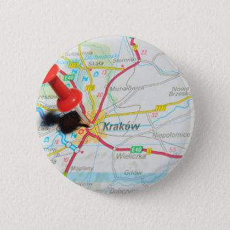 Bóton Redondo 5.08cm Kraków, Krakow, Cracow no Polônia
