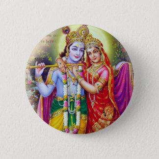 Bóton Redondo 5.08cm Krishna
