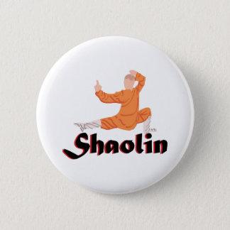 Bóton Redondo 5.08cm Kung Fu Shaolin