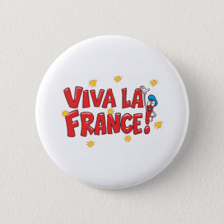 Bóton Redondo 5.08cm La France de Viva